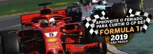 GP Brasil de F1 - 15 à 17/11/2019